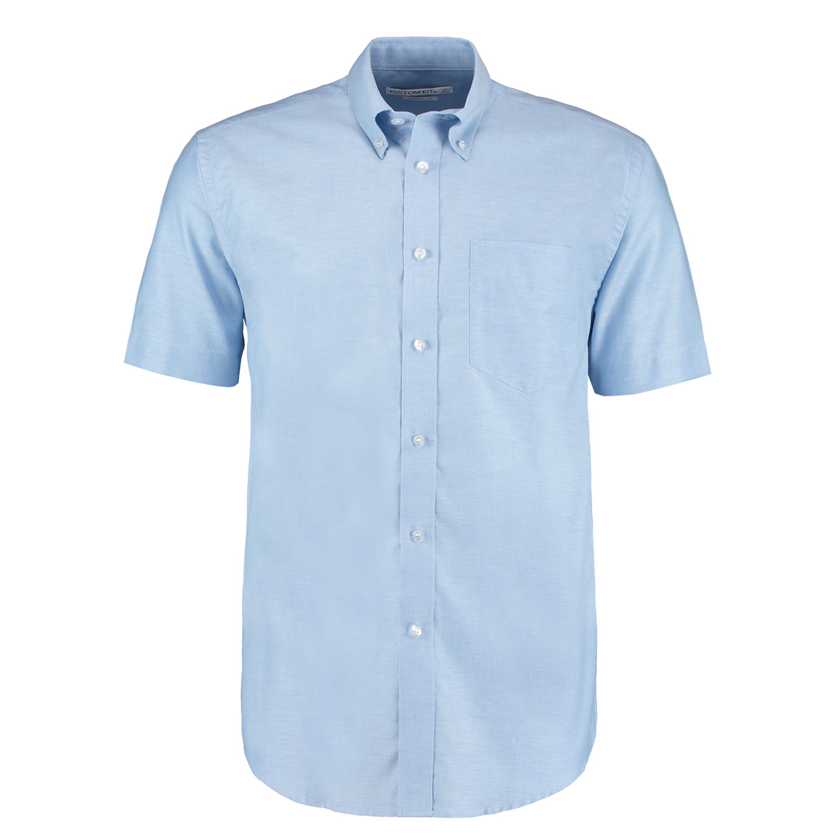 White Collar Shirt Men
