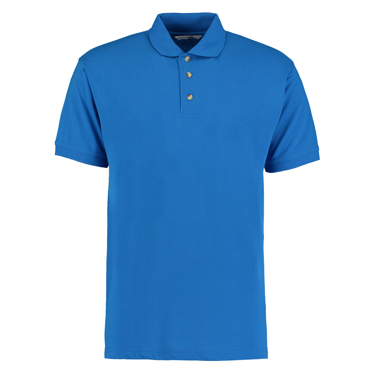 Royal Blue Polo Shirt For Men