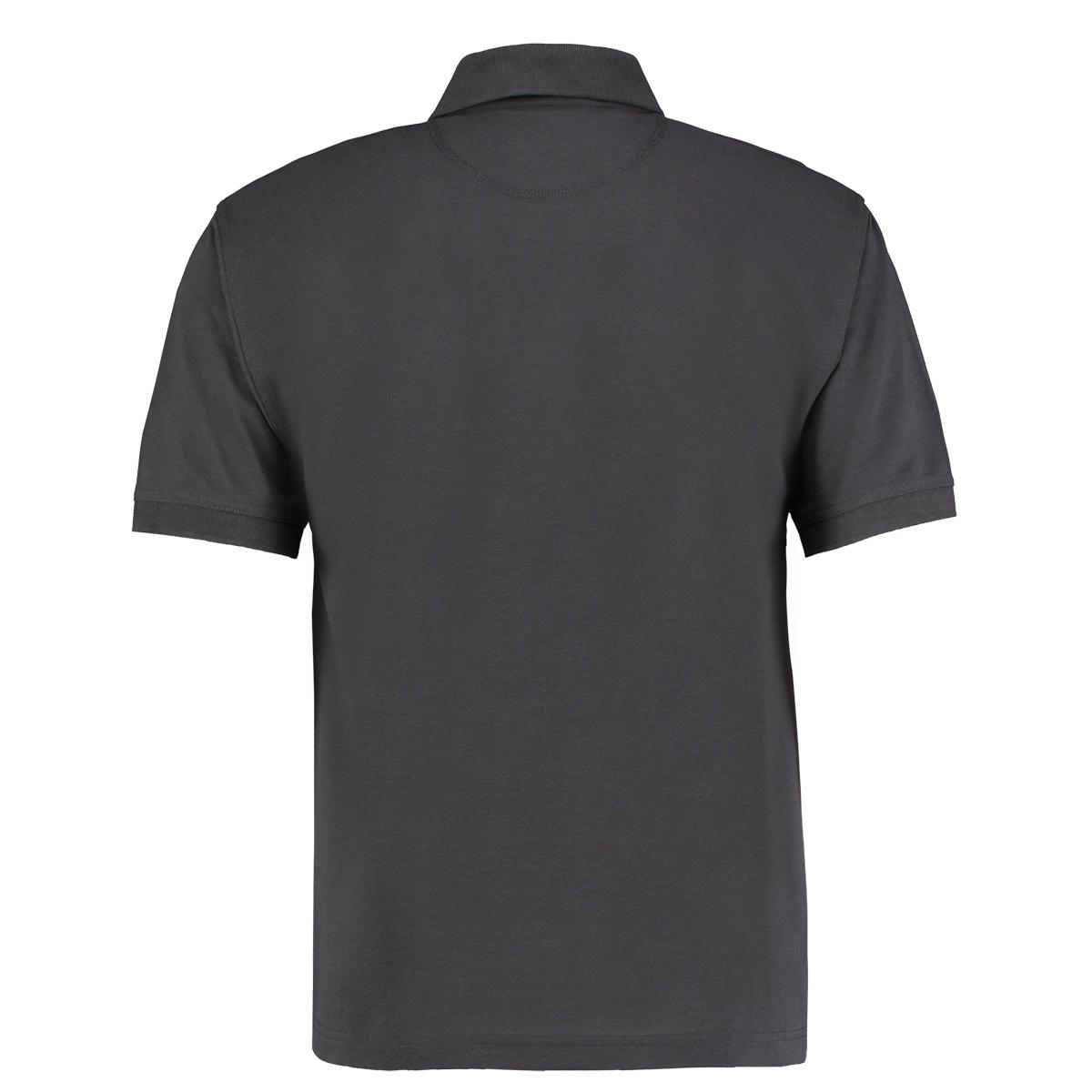 Mens Dark Denim Shirt