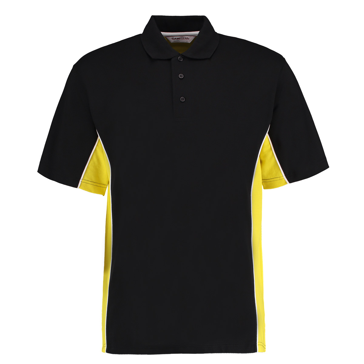 Kk475 Men 39 S Track Polo Shirt Kustom Kit