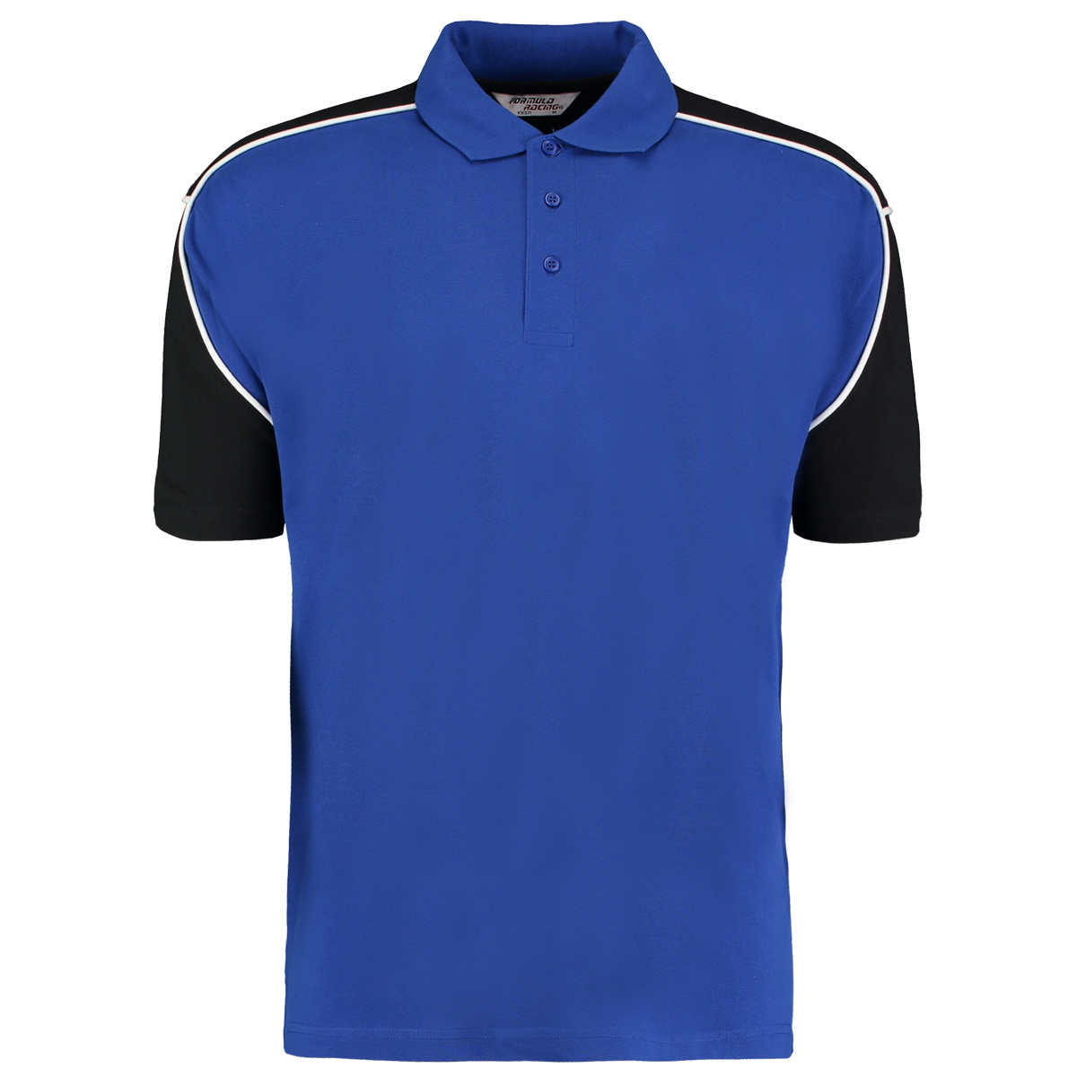 Royal Blue Polo Shirt For Men