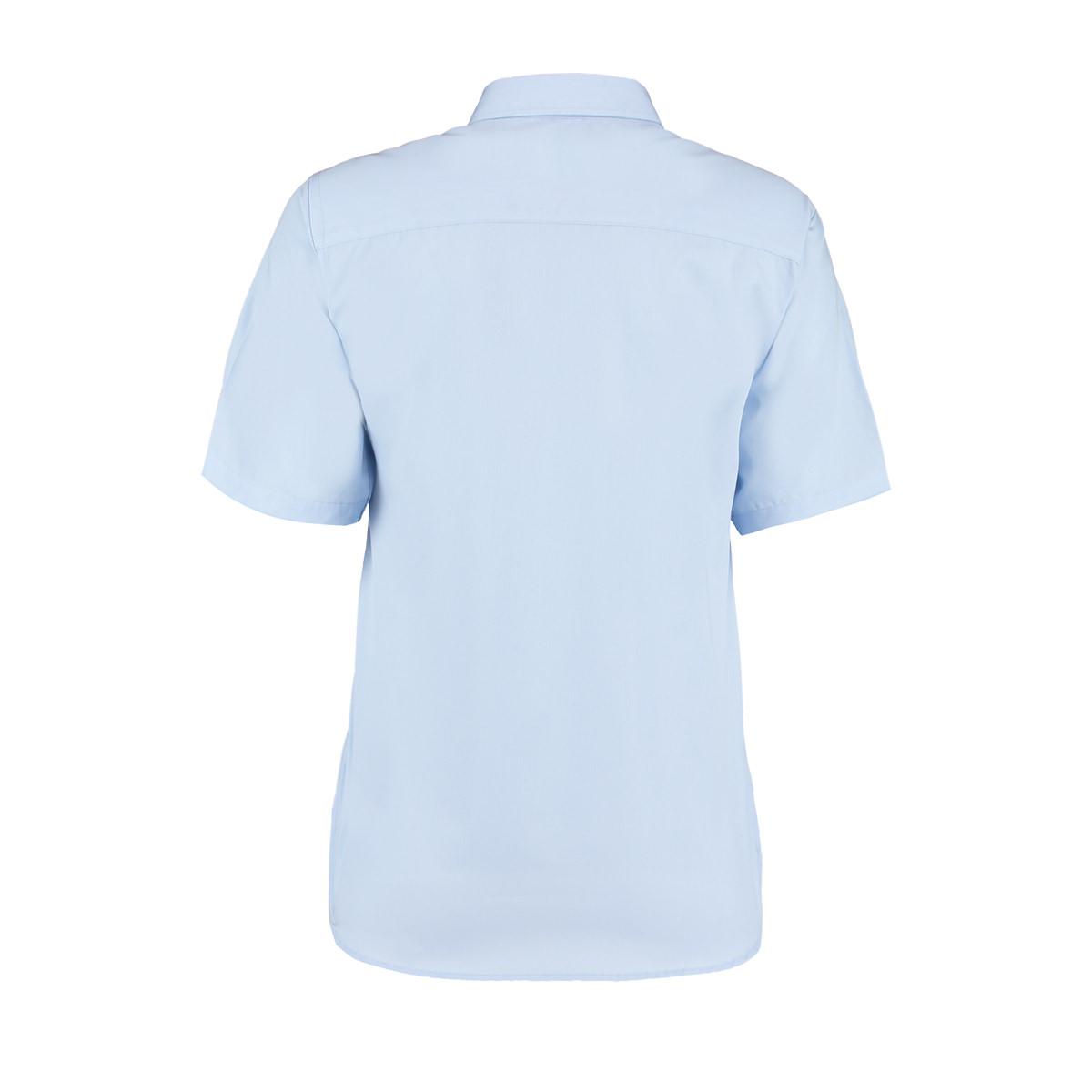 Kk315 women 39 s non iron shirt kustom kit for What is a non iron shirt