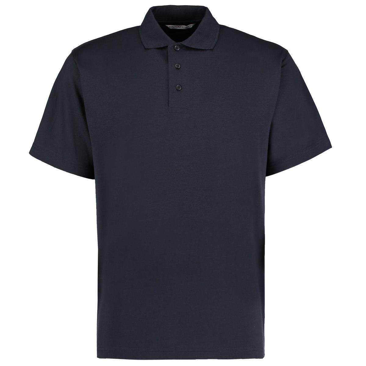 Kk402 Jersey Knit Polo Kustom Kit