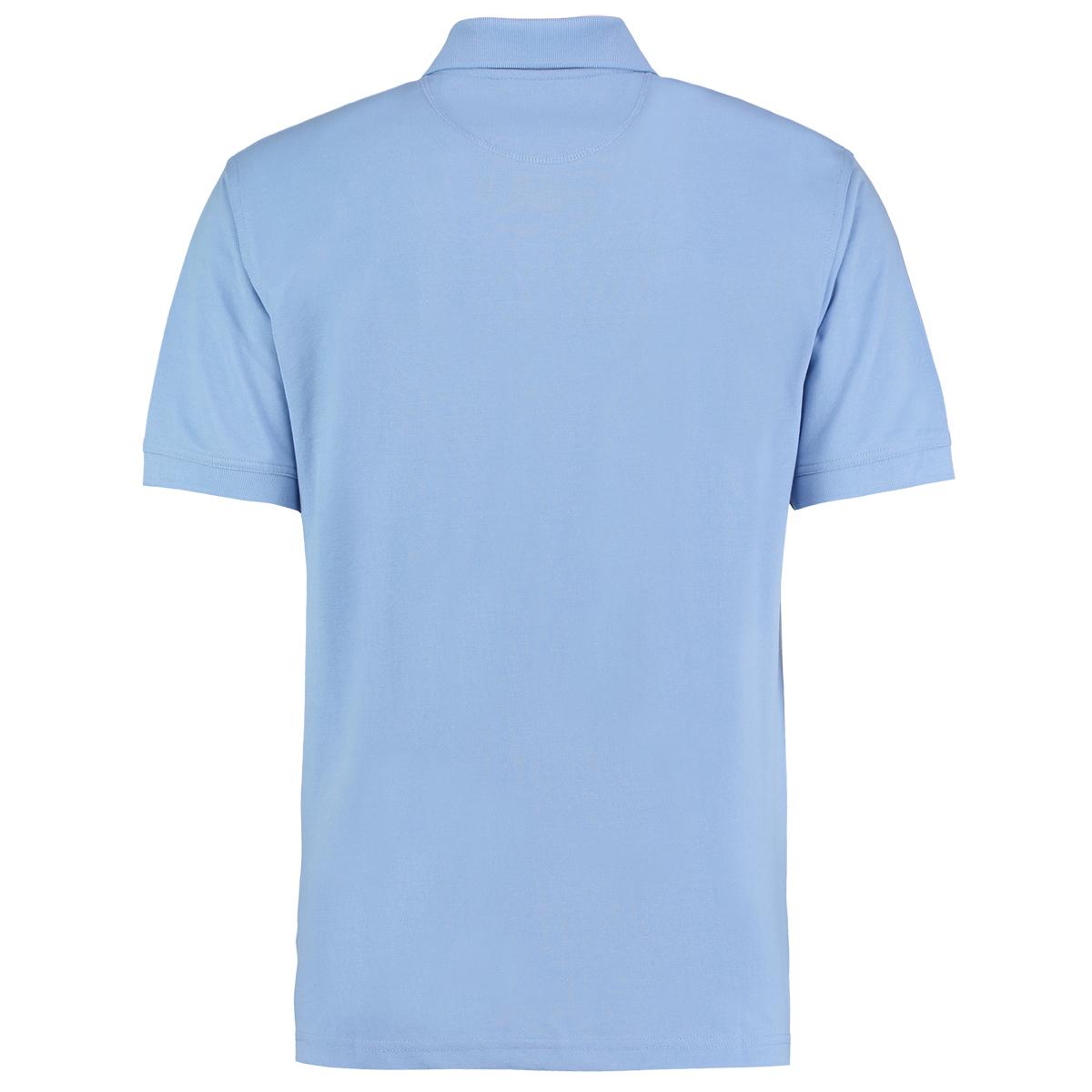 Kk403 men 39 s klassic polo kustom kit for Light brown polo shirt