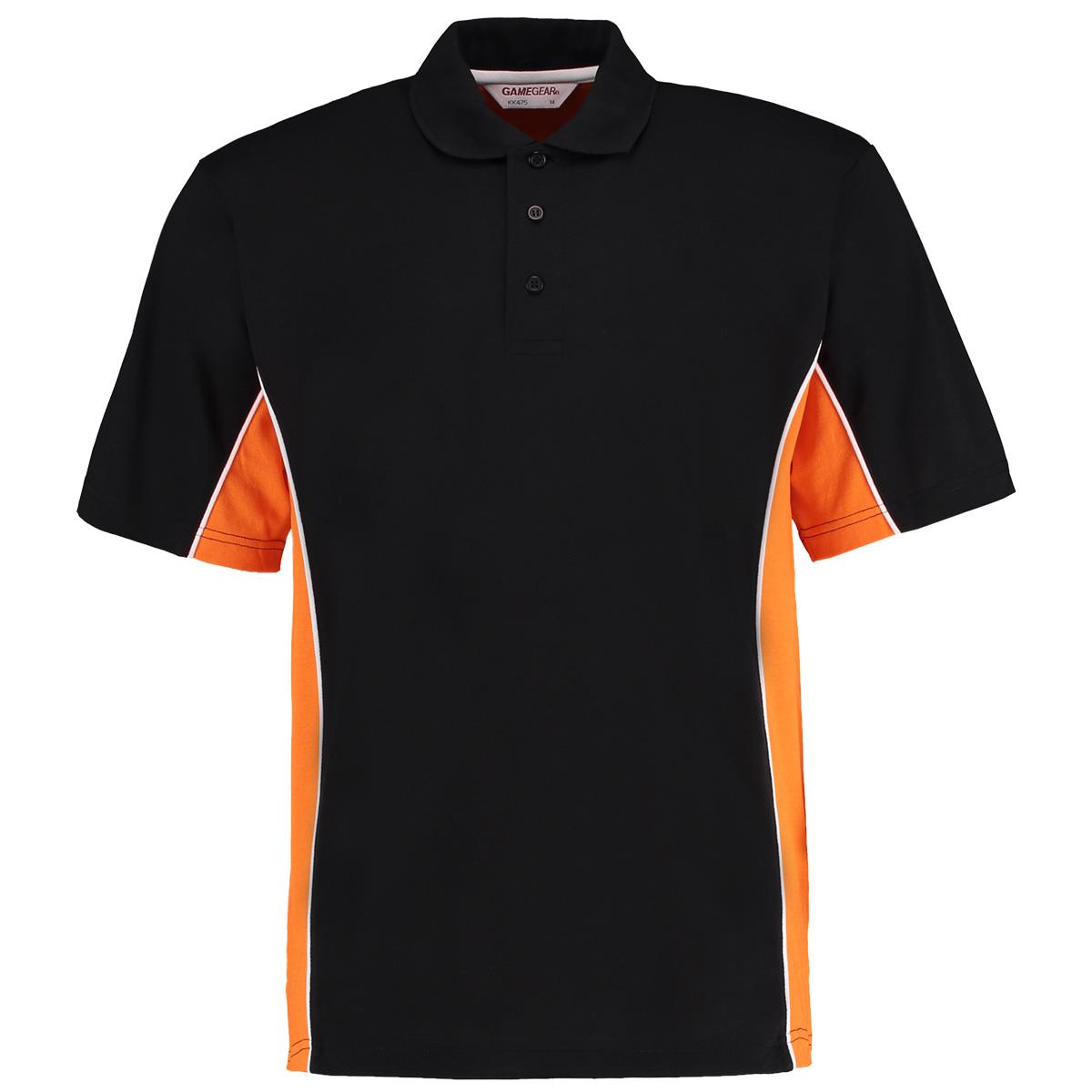KK475 Men's Track Polo Shirt - Kustom Kit