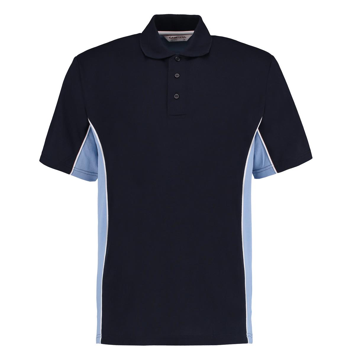 Kk475 Men S Track Polo Shirt Kustom Kit