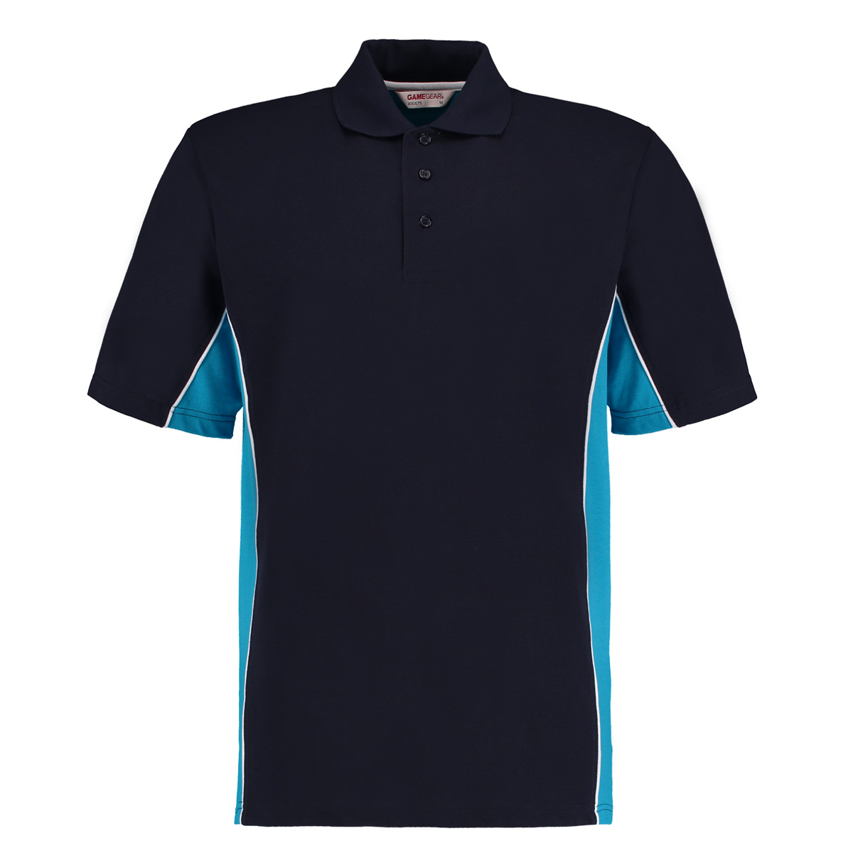 Kk475 Men S Track Polo Shirt Kustom Kit