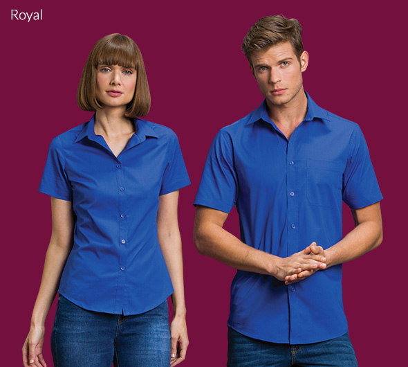 Royal Poplin Shirt