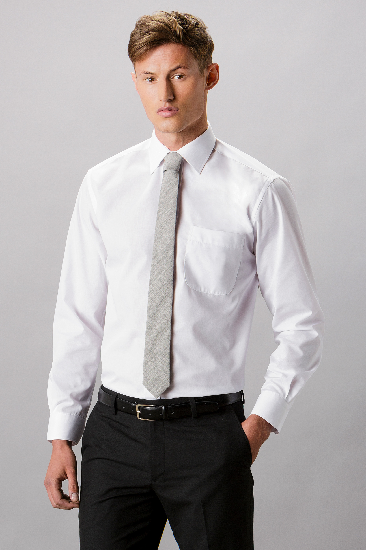 7f7ee27868fa KK104 Business Shirt - Kustom Kit