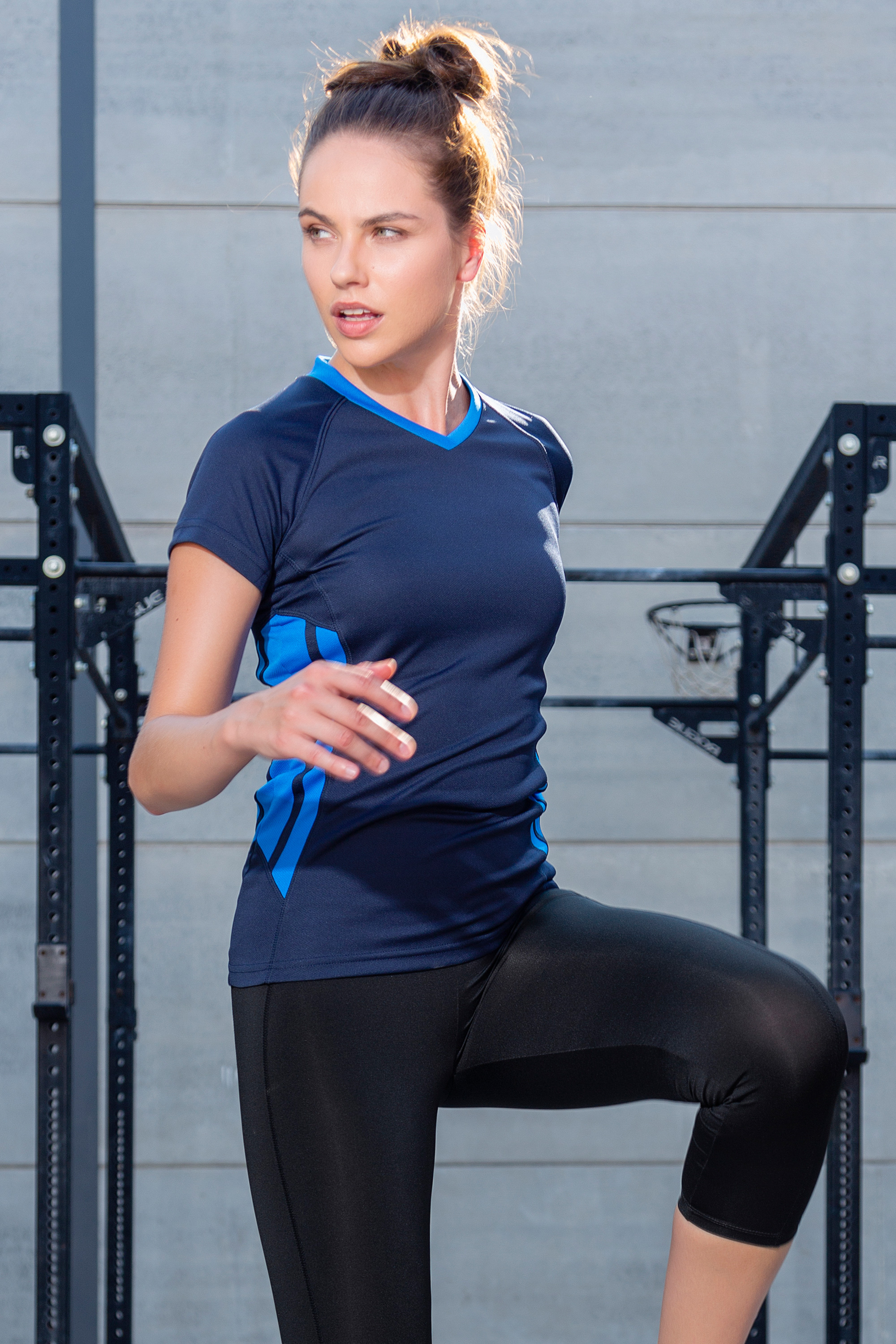 d1bd854f531ee Extra Long Womens Workout Shirts – EDGE Engineering and Consulting ...
