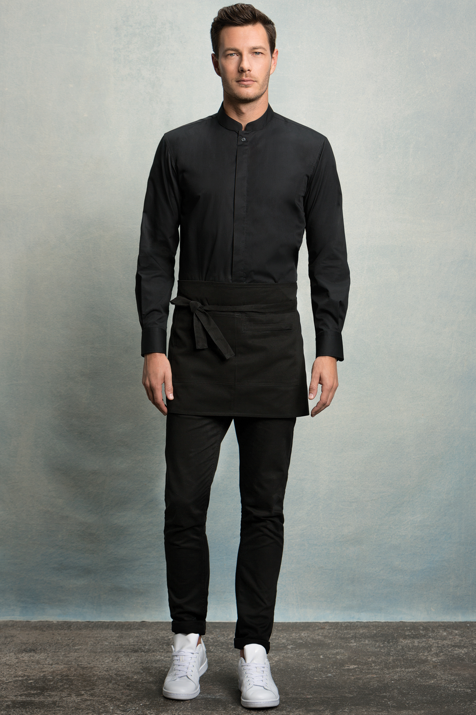 Long Sleeve Collar Shirts Mens